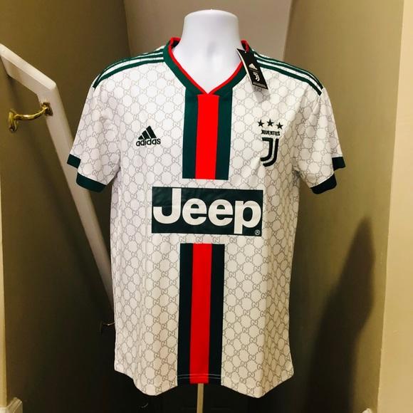 brand new d1971 26e12 Ronaldo #7 Juventus Concept GG 2019 Soccer Jersey NWT